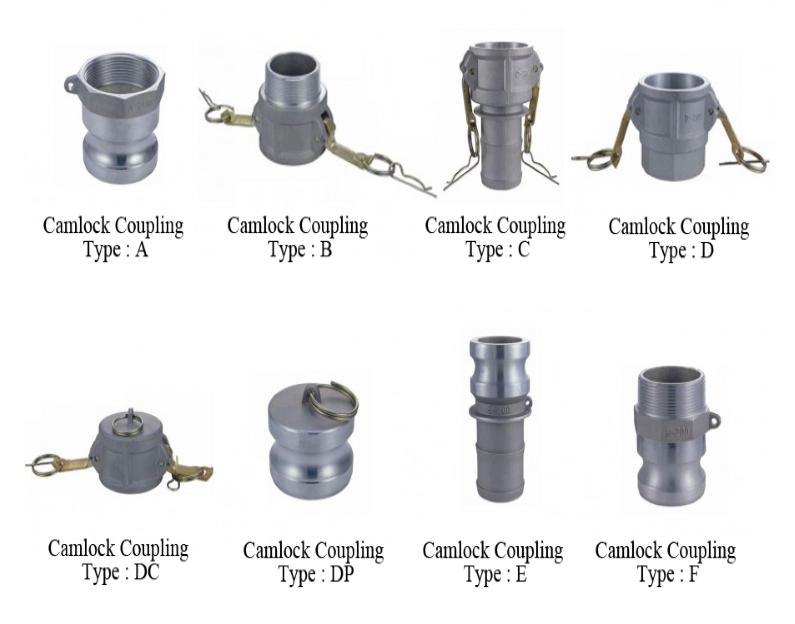 Camlock fitting_camlock coupling_Union fitting